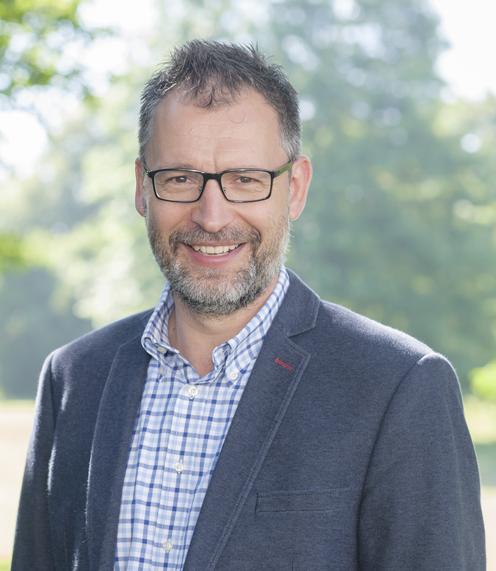 Porträt von Prof. Dr. Alexander Proelß